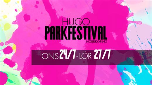 Bild för Hugo Parkfestival 2019, 2019-07-24, Hugo Parkfestival