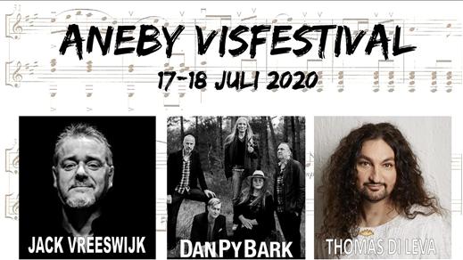 Aneby Visfestival 2021 - Aneby Folkets Park - Aneby - 16 juli 2021