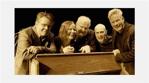 Bild för Folkmusikgruppen WAO, 2019-11-21, Oasen