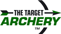 The target Archery 3D- Bågskytte event