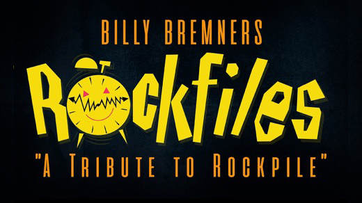 Bild för Billy Bremner's Rockfiles (UK), 2021-10-26, medley – musik, mat & mer