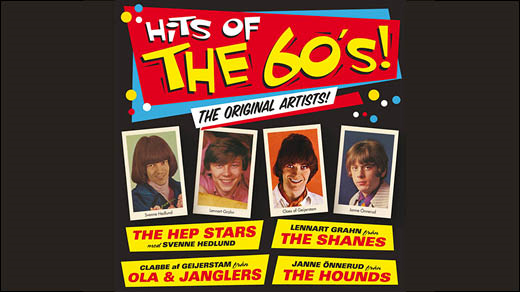 Bild för Hits of the 60's - The Original Artists!, 2020-03-14, Stora Salen