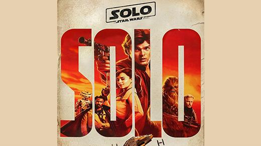 Bild för Solo: A Star Wars Story, 2018-05-25, Biosalongen Folkets Hus