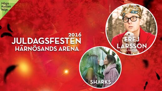 Bild för Juldagsfesten 2016 (Arenan), 2016-12-25, Härnösands Arena