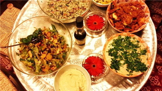 Bild för Raw Vegan (un)Cooking Course, 2016-11-17, Bliss Cafe
