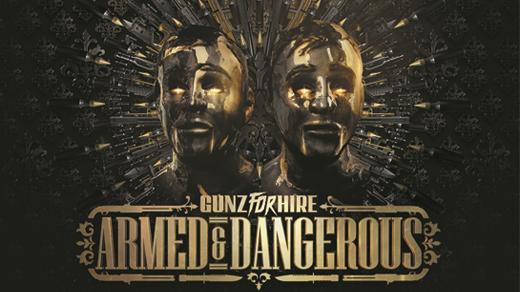 Bild för MND pres. Gunz for Hire - Armed & Dangerous Tour, 2018-01-06, Trädgår'n Nattklubb