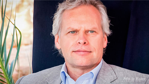 Bild för Meeting with John de Ruiter, Fri. evening, 2017-05-05, Finlandshuset, Sibeliussalen