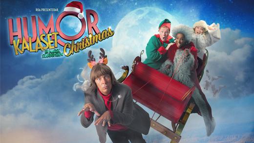 Bild för Humorkalaset Christmas, 2019-12-03, Intiman
