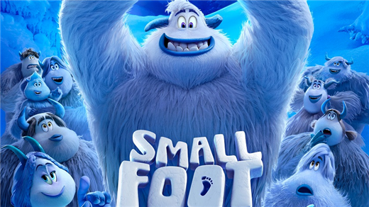 Bild för Smallfoot (Sv. tal), 2018-09-30, Kulturhuset Finspång, Stora Salongen