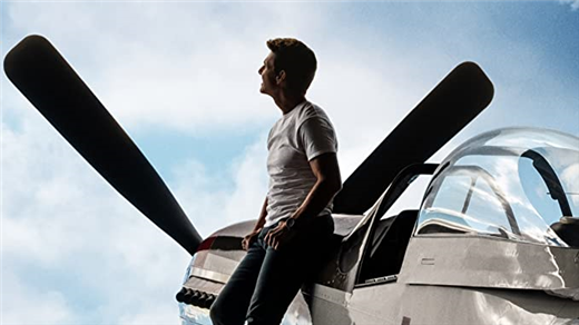Bild för Sön 19:00 Top Gun: Maverick, 2021-12-05, Saga Biografen Boden