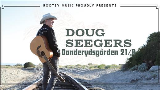 Bild för Doug Seegers (US), 2019-08-21, Danderydsgården
