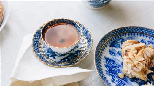 Bild för Teets dyrbara droppar små - Tesalong, 2019-10-09, Hallwylska museet