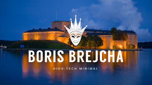 Bild för Boris Brejcha at the Fortress, 2020-08-28, Vaxholms Kastell