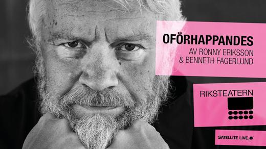 Bild för Oförhappandes Ronny Eriksson, 2016-10-30, Oasen