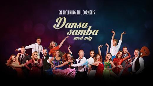 Bild för Dansa samba med mig - En hyllning till Cornelis, 2018-11-30, Intiman