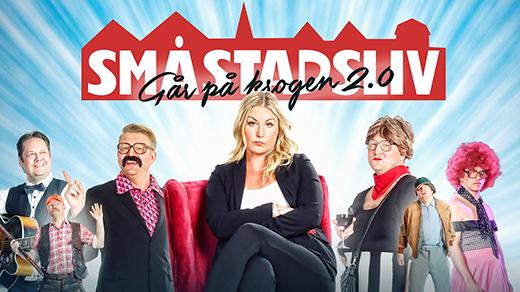 Bild för Småstadsliv går på krogen 2.0, 2020-03-20, Storsjöteatern Östersund