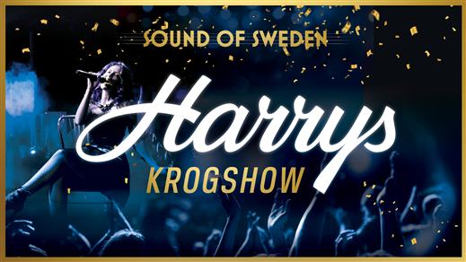 Bild för Harrys Krogshow, 2018-09-29, Bakfickan Harrys Falkenberg