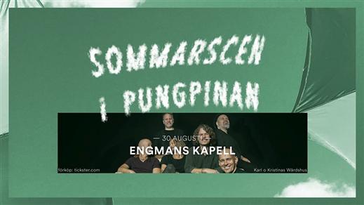 Bild för Engmans Kapell - Sommarscen Pungpinan, 2018-08-30, Karl och Kristinas Wärdshus och trädgårdscafé