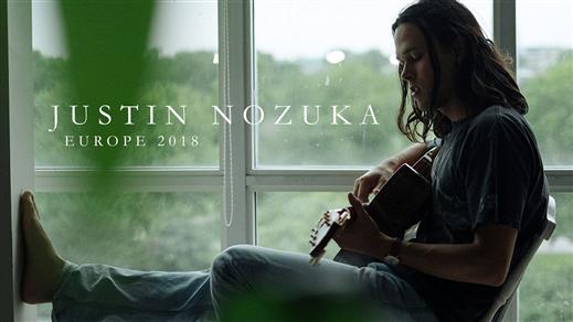 Bild för Justin Nozuka, 2018-04-06, Kägelbanan Södra Teatern