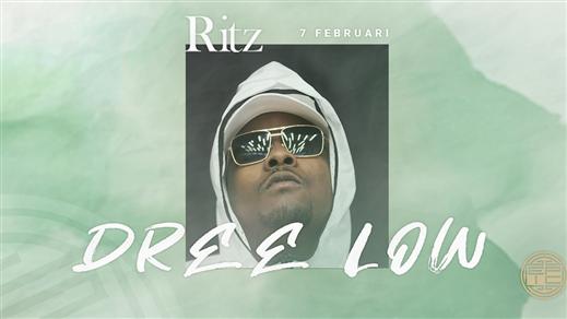 Bild för Dree Low, 2020-02-07, The Ritz