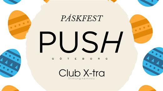 Bild för Balkan Club X-tra, 30e Mars - PUSH Nattklubb, 2018-03-30, Push