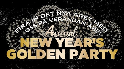 Bild för The Golden Party - Verandan Åre, 2018-12-31, Veranda Åre