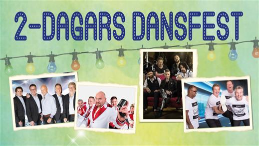 Bild för Tvådagars Dansfest 2020-05-09, 2020-05-09, Sundspärlan
