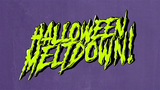Bild för Halloween Meltdown! 2-3 nov @ Lokomotivet, 2018-11-02, Lokomotivet