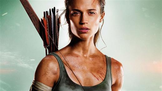 Bild för Bio: Tomb Raider, 2018-03-21, Kulturhuset Finspång, Stora Salongen