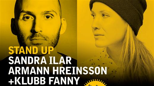 Bild för Klubb Fanny 26/9, 2018-09-26, Studion, Umeå Folkets Hus