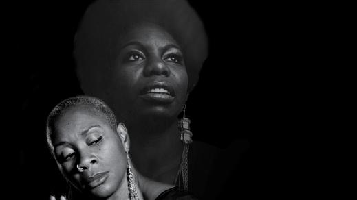 Bild för Nina - a story about me and Nina Simone, 2016-11-20, Nordanåteatern