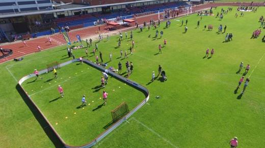 Bild för Sportlägret 2021, 2021-08-09, Rosvalla