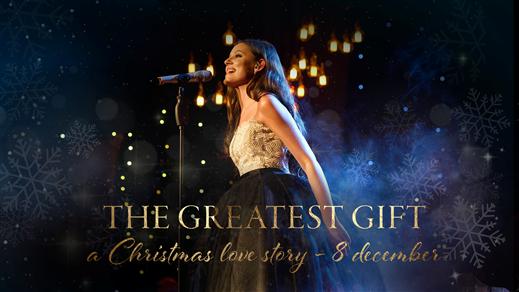 Bild för Julkonsert 2018 - The greatest gift 15:30, 2018-12-08, Södermalmskyrkan