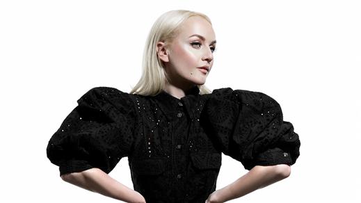 Bild för Konsert: Anna Bergendahl, 2020-10-10, Kulturhuset Finspång, Stora Salongen