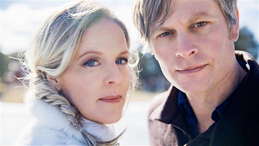 Bild för Stjärnenätter - Sofia Karlsson & Martin Hederos, 2018-12-19, Nalen Stora Salen