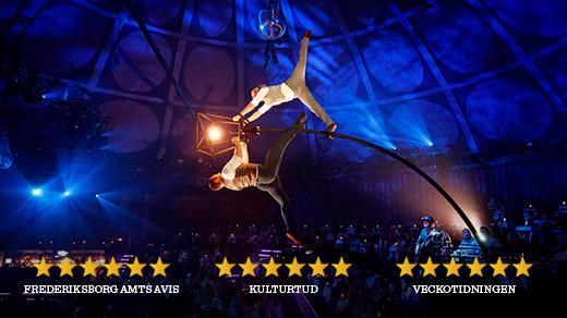 Bild för LUKKET - Wallmans Branche Galla 2021, 2021-09-14, Cirkusbygningen