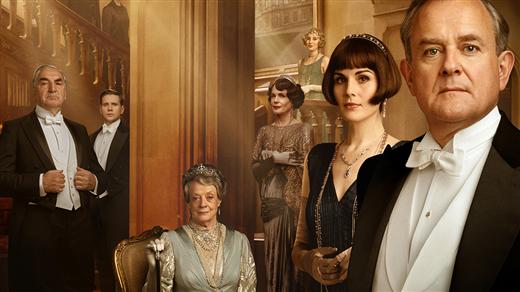 Bild för Downton Abbey 18:30, 2019-11-12, Estrad