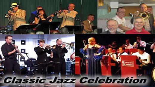 Bild för Classic Jazz Celebration, 2018-09-12, Musikföreningen Crescendo