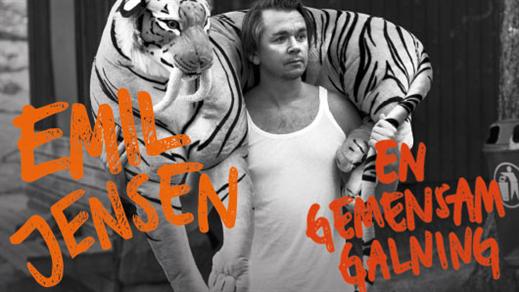 Bild för Emil Jensen - En gemensam galning, 2018-12-01, Idun, Umeå Folkets Hus