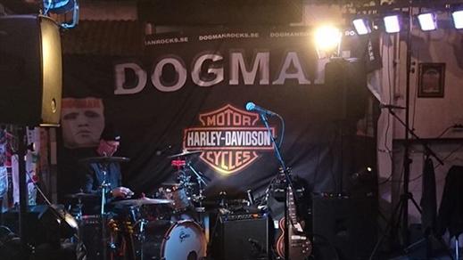 Bild för Dogman live på Dickens, 2018-05-05, Charles Dickens Pub & Restaurang