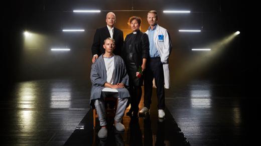 Bild för Kurage, 2020-10-01, Teater Halland Stora Scen