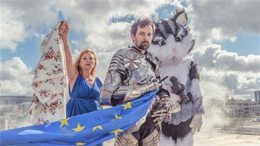 Bild för The Quest, 2020-10-10, Årsta Folkets Hus Teater