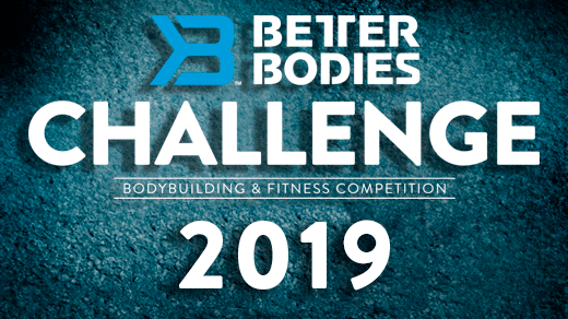 Bild för Better Bodies Challenge 2019, 2019-03-23, Folkets Hus Stockholm City Conference Center