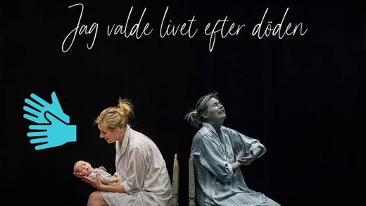 Bild för Jag valde livet efter döden - NoTe, 2020-04-02, Folkan Teater