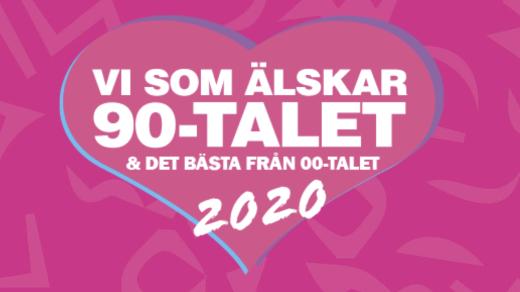 Bild för Vi som älskar 90-talet - Gävle, 2021-07-10, Gasklockorna