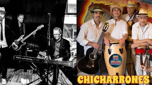Bild för Local Heroes, en kväll - två lokala band, 2019-11-09, Hallsbergs Jazz- och Bluesklubb