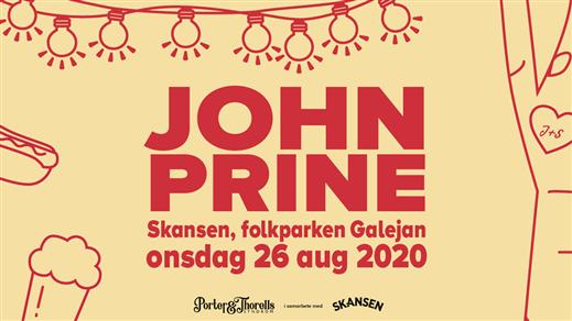 Bild för John Prine, 2020-08-23, Galejan, Skansen