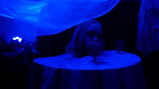 Bild för Spökvandring 19:00, 2018-11-01, Teatercaféet
