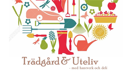 Bild för Trädgård & Uteliv - med hantverk och deli, 2020-05-09, Villa Långbers Tällberg Leksand