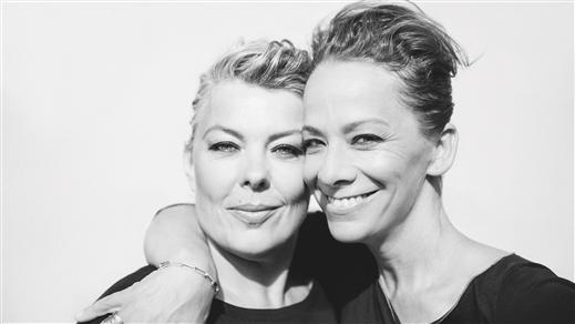 Bild för Lise & Gertrud, 2020-10-18, Café Bar  Kök Sjöbris
